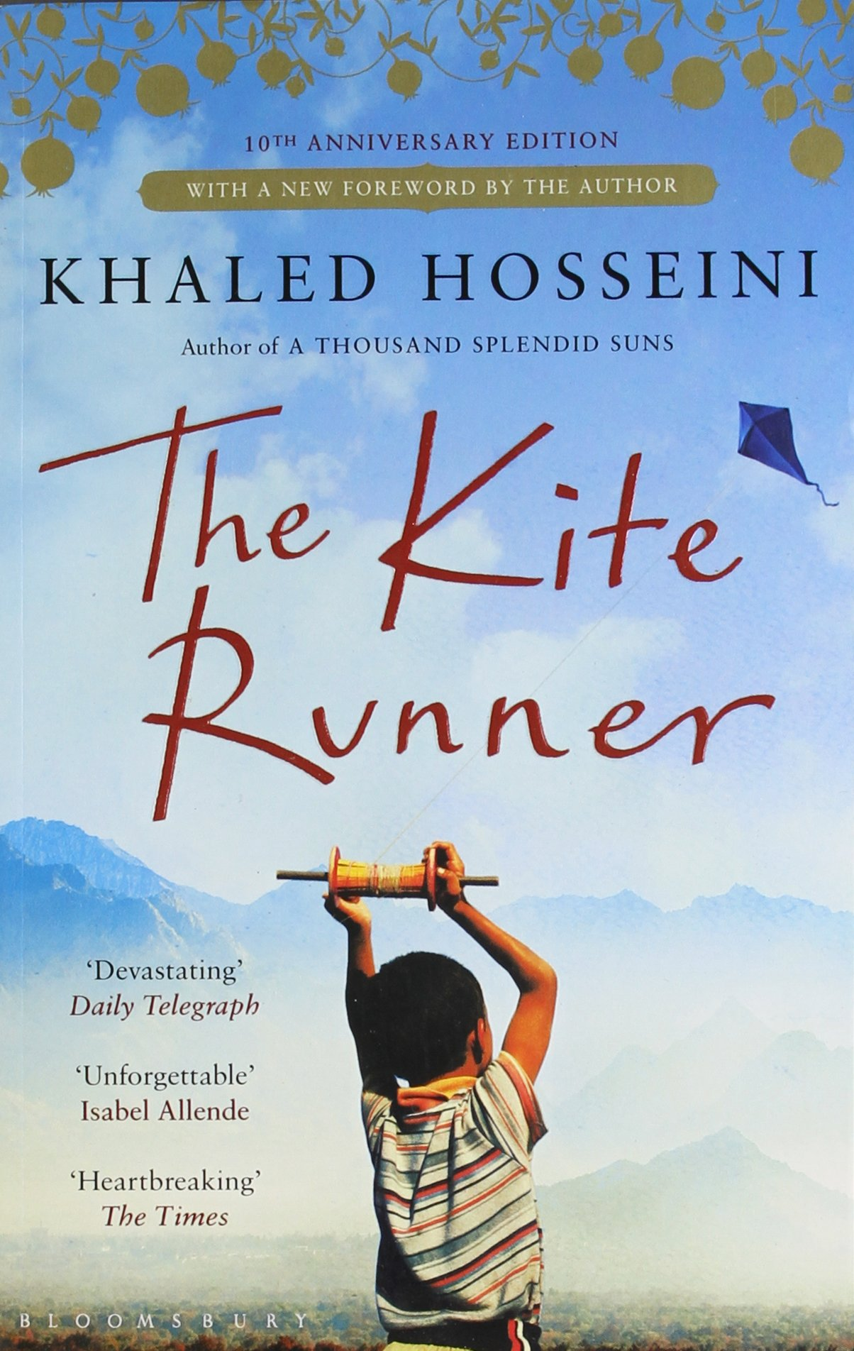 a comparison of the novel the kite runner by khaled hosseini and the film tsotsi by athol furgard