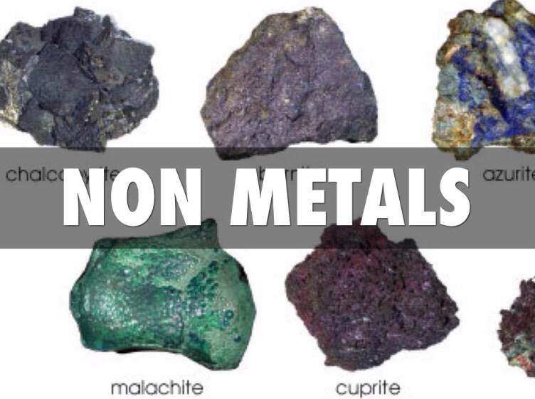 The Difference Between Metals Non Metals And Metalloids Thinglink