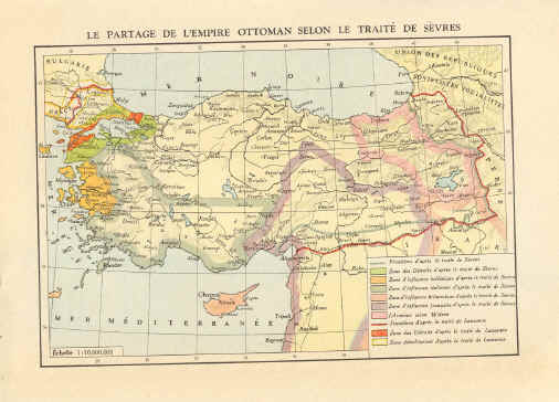 Treaty Of Lausanne ThingLink - Greece in the treaty of sevres