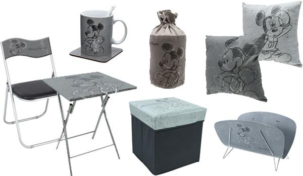 """Meuble et décoration maison : Set """"Mickey"""" à prix imbattable"""