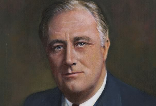 a biography of franklin d roosevelt the 32nd president of the united states