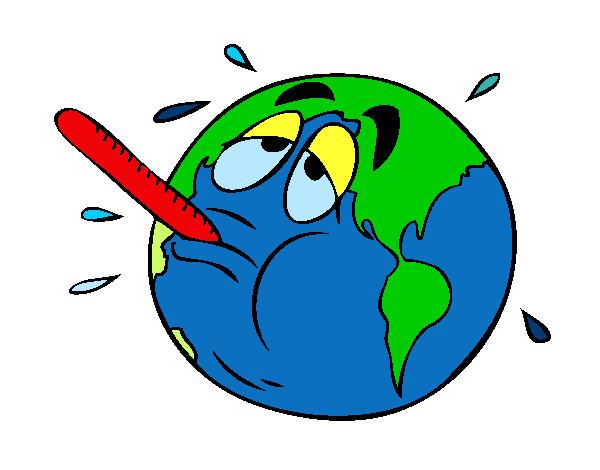 Resultado de imagen para planeta enfermo