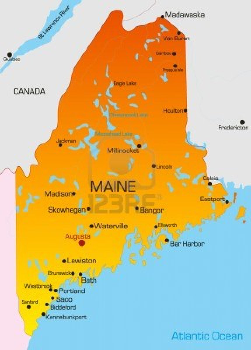 Maine - ThingLink