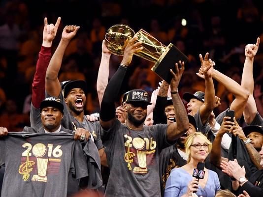 351dd3e7c3d293 Cleveland Cavaliers Championship - Justin Magazu