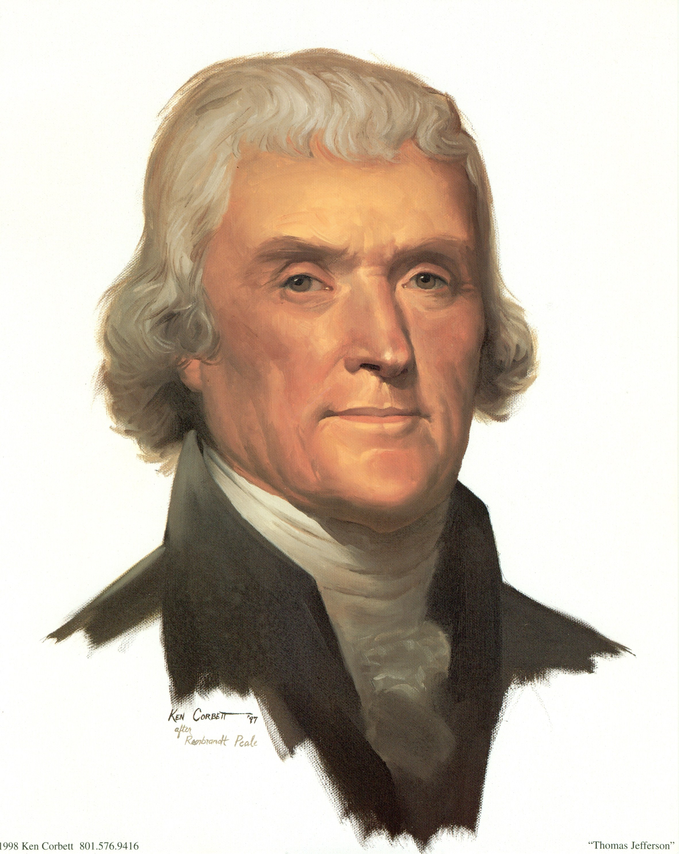 thomas jefferson a brief biography an essay written by malone