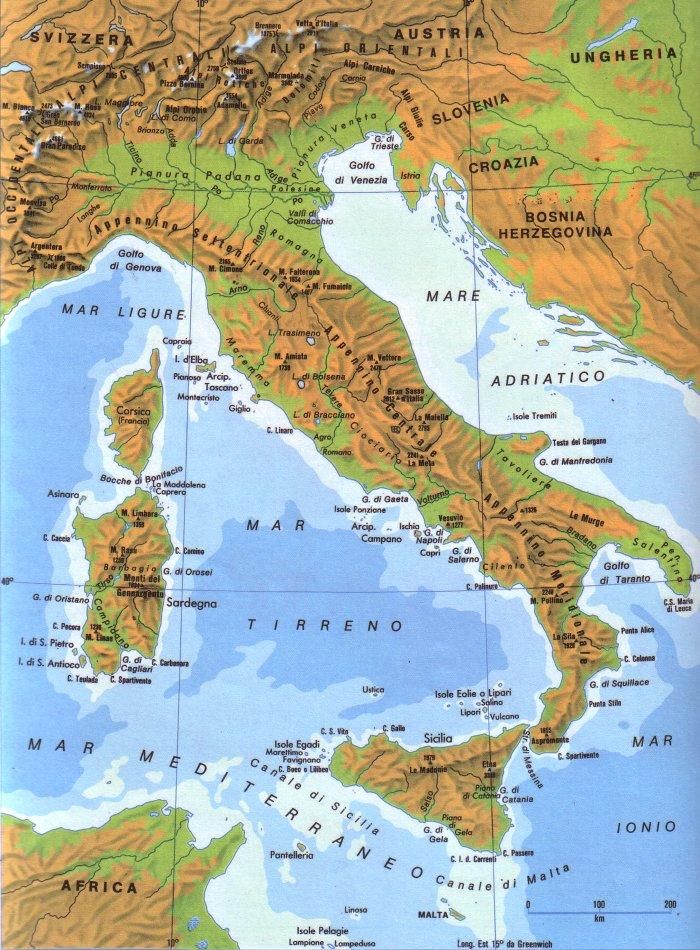 Cartina Dellitalia Alpi E Appennini.Alpi Wikipedia Dalle Alpi Agli Appennini Alpi E Appen