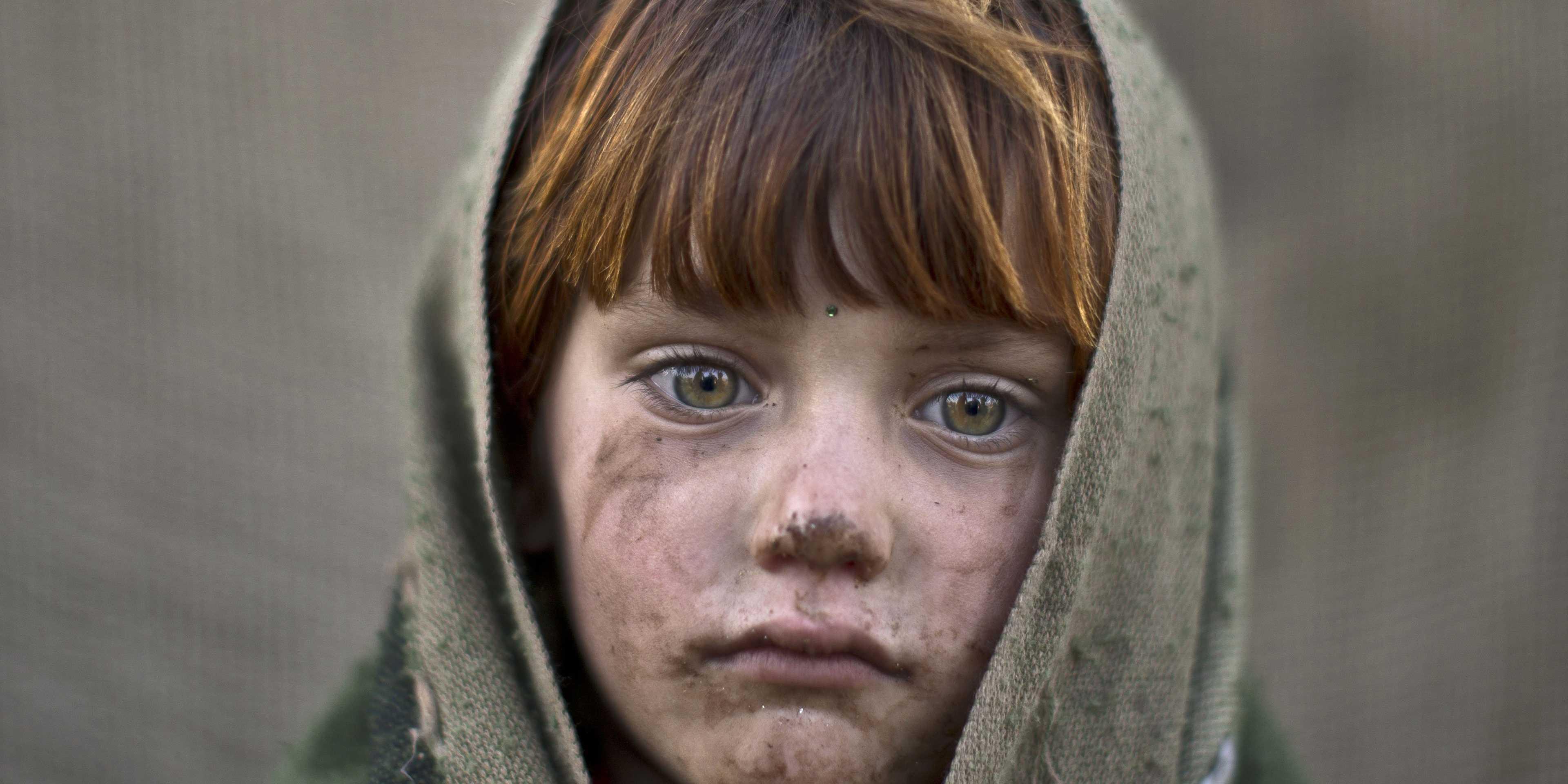 Война и дети фото