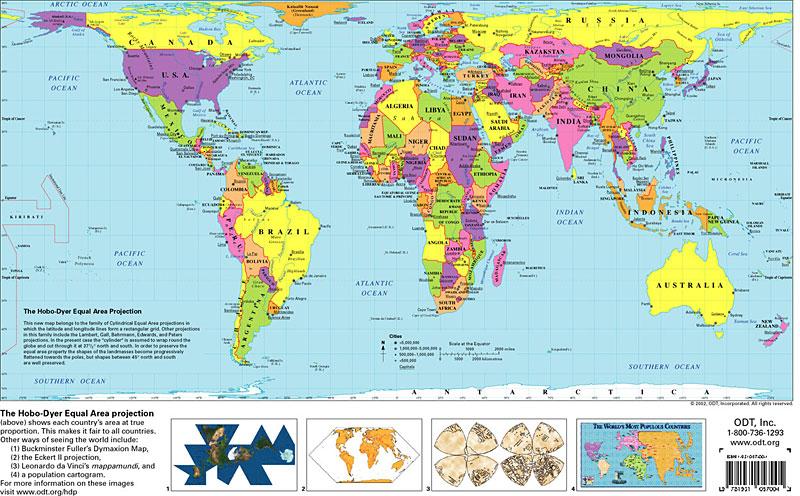 Mapa Fisic Del Mon.Mapa Del Mon Imagui