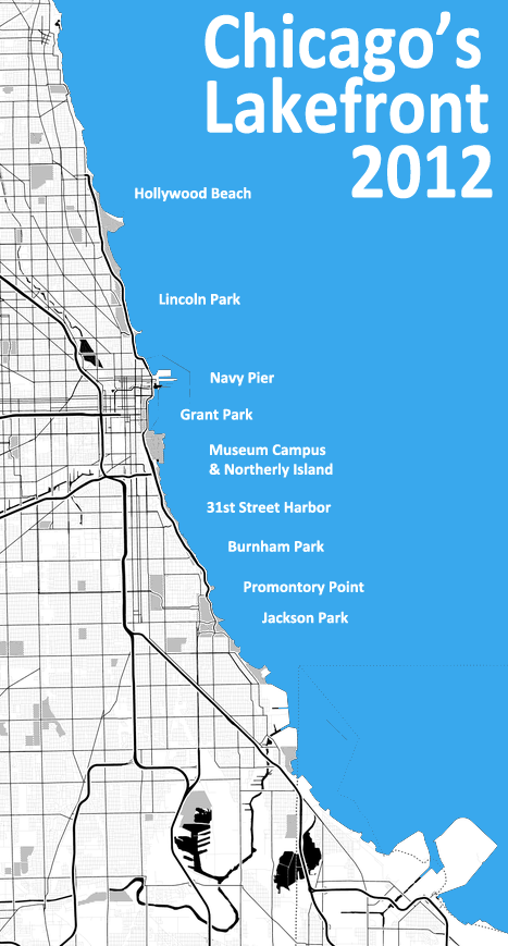 Chicago's Lakefront: A Visual Show-And-Tell | WBEZ on
