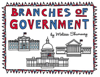 Clone Of The Three Branches Of Government
