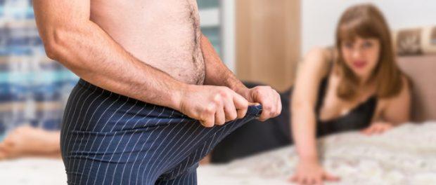 dependență de penis și nas