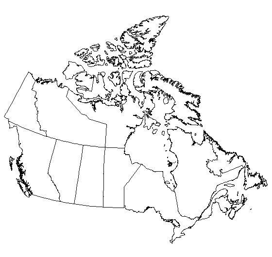 My Canada Map Thinglink: Fill In Map Of Canada At Infoasik.co