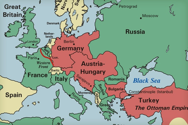 europe and turkey relationship to america