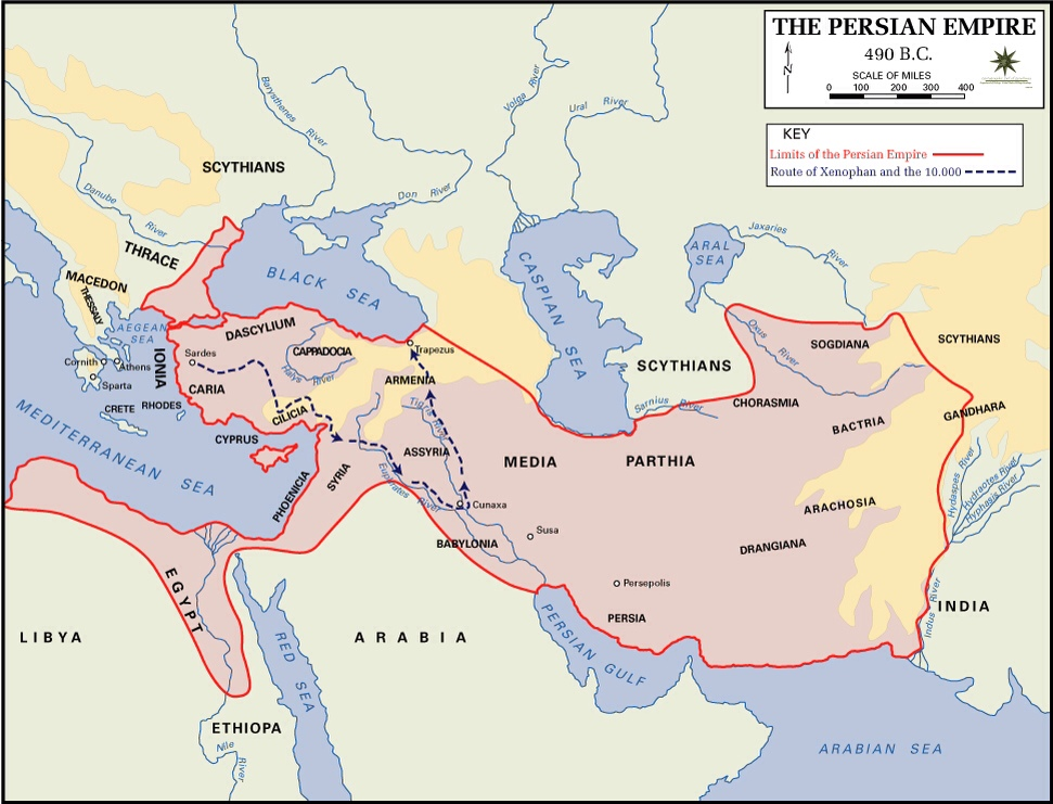 the formation of achaemenid the first persian empire