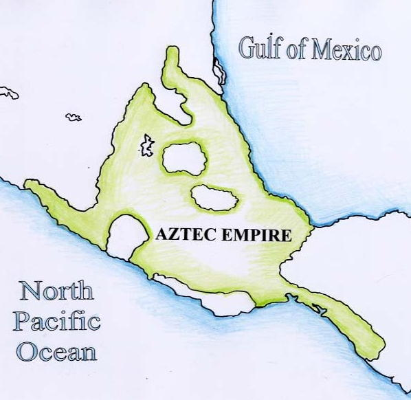 The Map Of The Aztec Empire - ThingLink