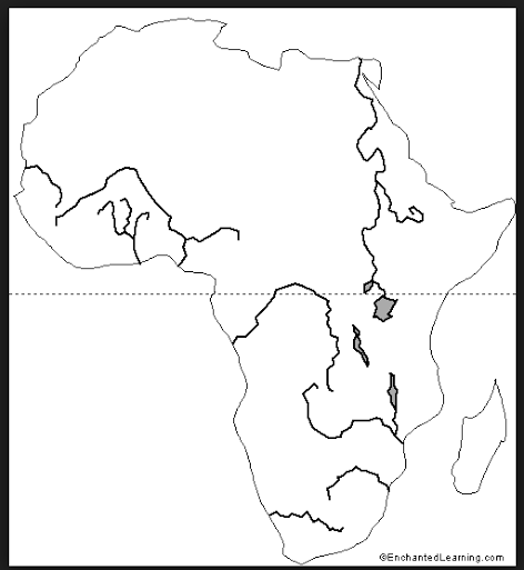 imperialism in africa Africa Imperialism Map