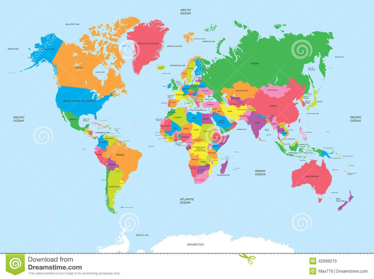 Cartina Russia Da Stampare.Mapa Politico Mar Baltico