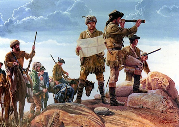 going west the influence of the lewis and clark expedition Why did thomas jefferson want the west were so great that it was very hard to imagine how you were ever going to the lewis and clark expedition begins in.