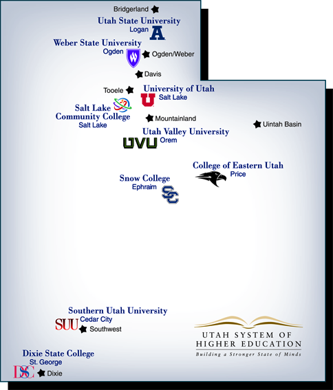Colleges in Utah