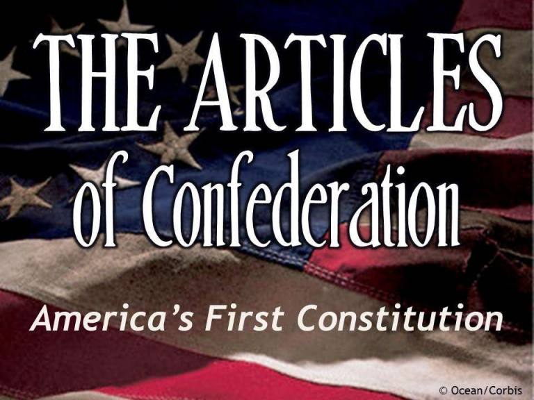 articles confederation and constitution answer former dbq