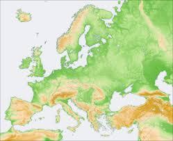 Mapa Rios De Europa.Mapa De Los Rios De Europa Hecho Por Nieves