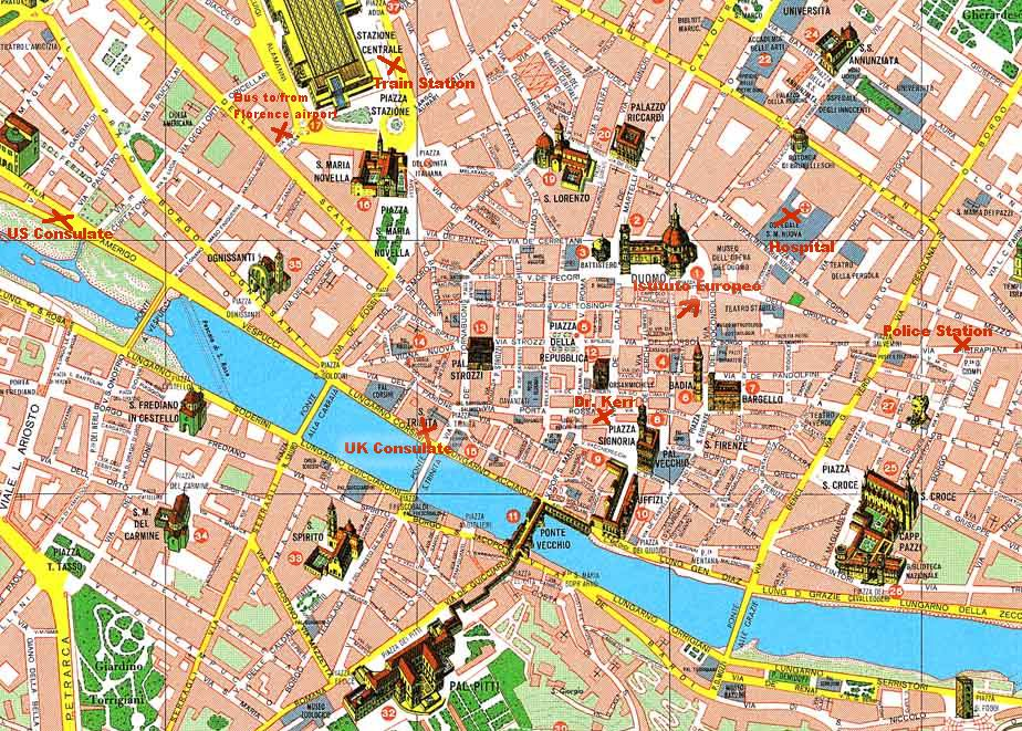Things to Do in Florence  ThingLink
