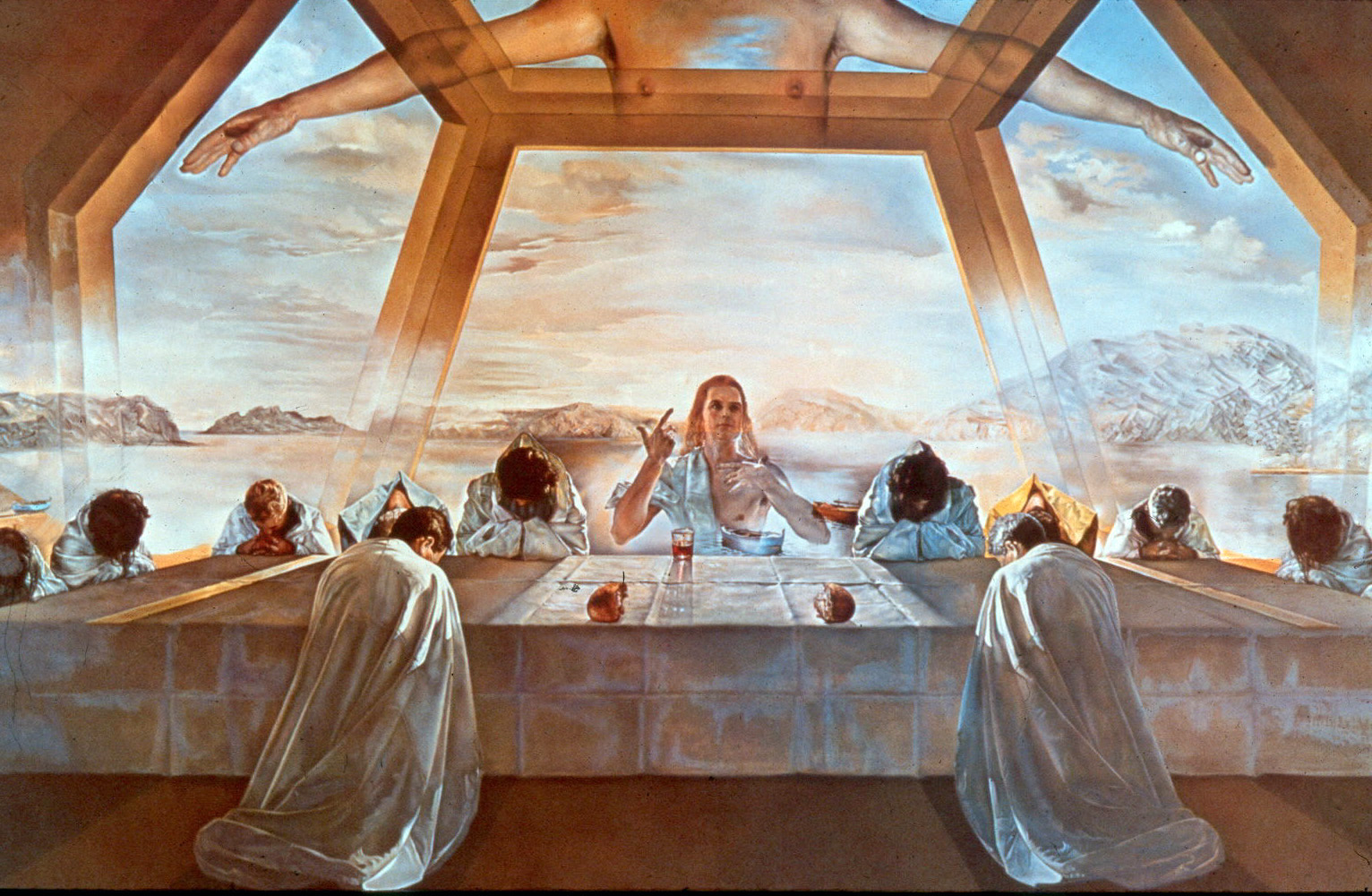 salvador dali last supper Salvador dali art for sale at doubletake gallery (limited editions) along with salvador dali art, you'll find hundreds of other fine art pieces for sale at doubletake gallery.