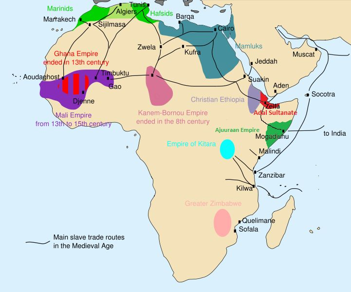 The Mali Empire Was At Its Strongest Under Mansa Emperor