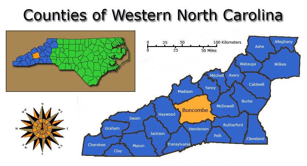 North Carolina Mountain Region