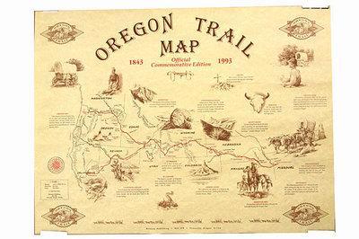 Oregon Trail  ThingLink