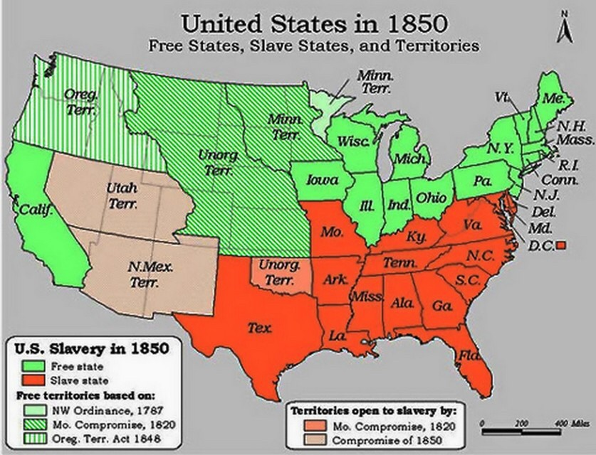 the controversial topic of slavery in the united states The debate over slavery in the united states did not begin with the constitutinal  convention (1787), but it was here that the issue first came to.