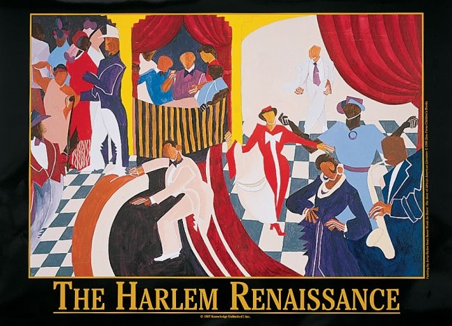 the significant changes for african americans in the harlem renaissance