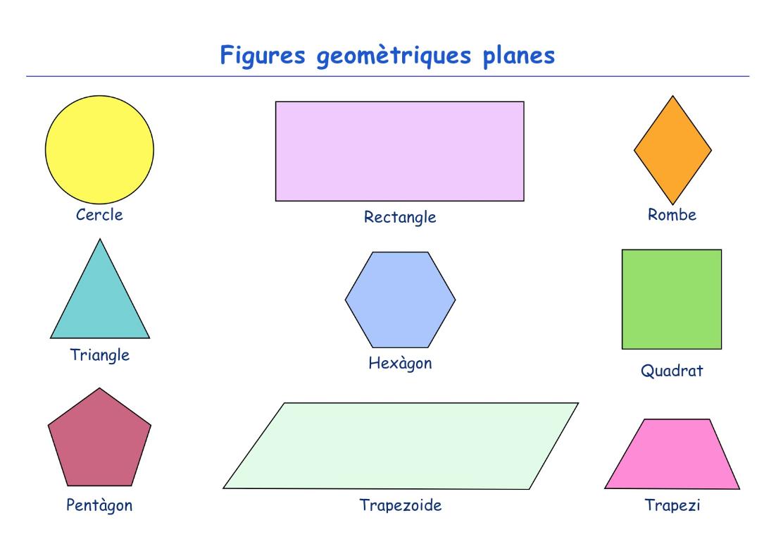 Resultado de imagen para figures geometriques
