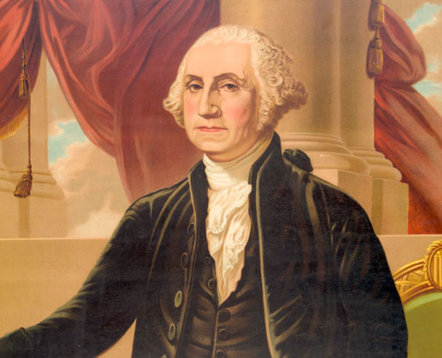 Ten Cool Facts About George Washington Thumbs Up And Subs