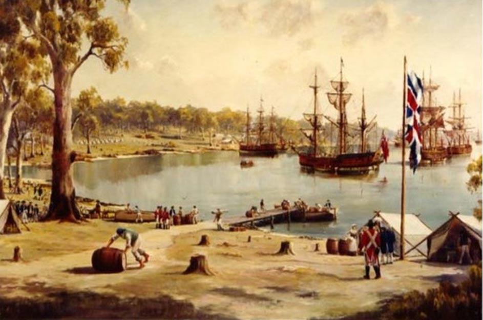 08fd8e31061b2d First Fleet Sydney Cove 1788