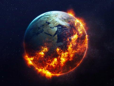 Afbeeldingsresultaat voor global warming earth