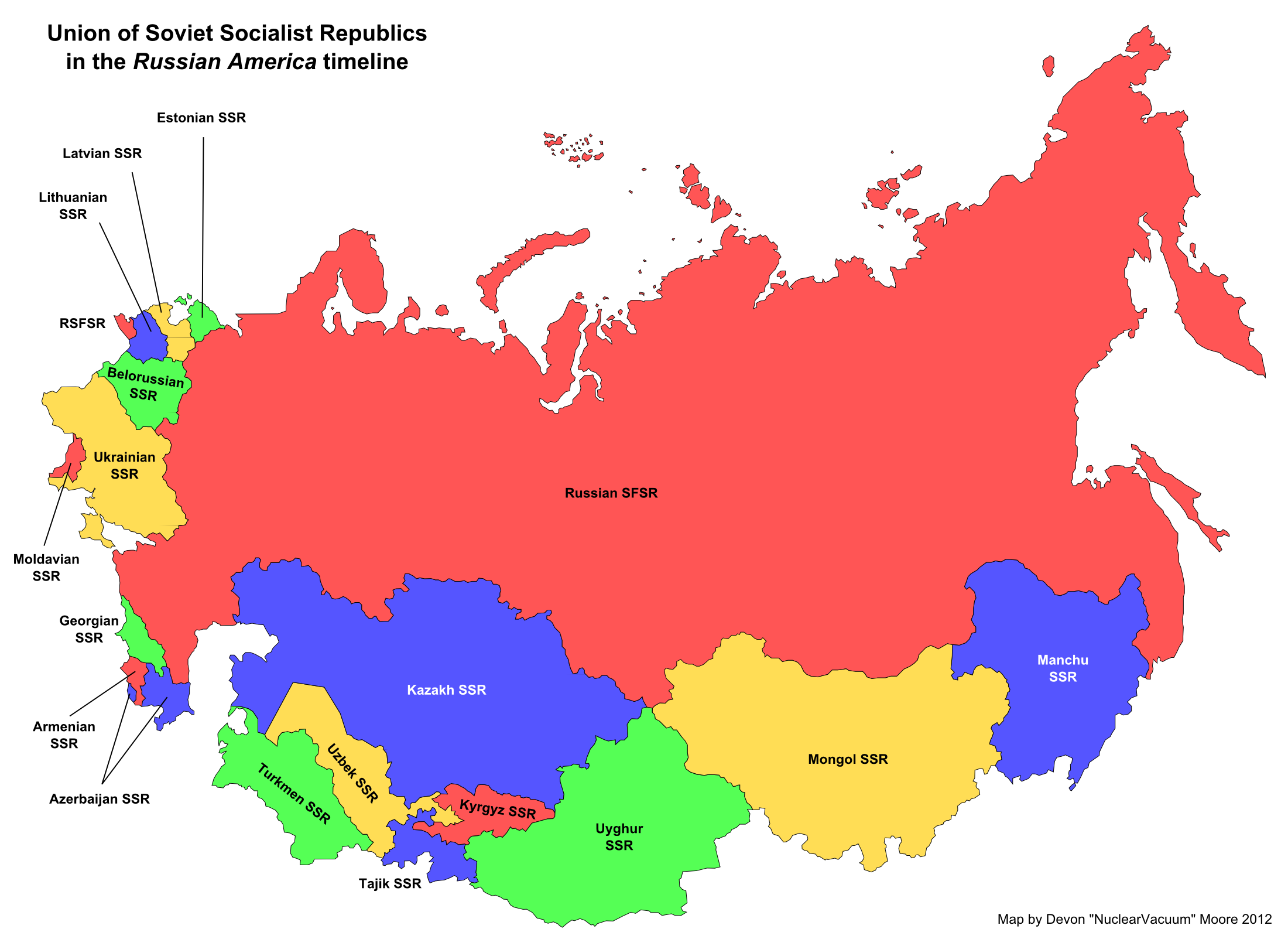 Map Of The Soviet Union My Blog - Georgia map ussr