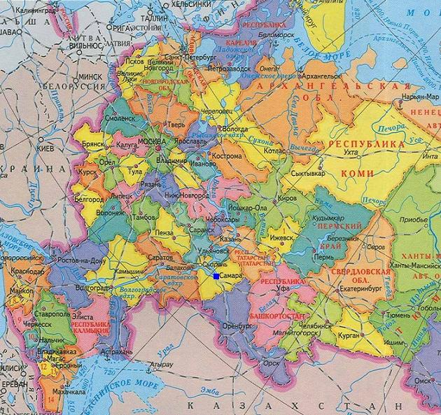 Где находиться европейский центр