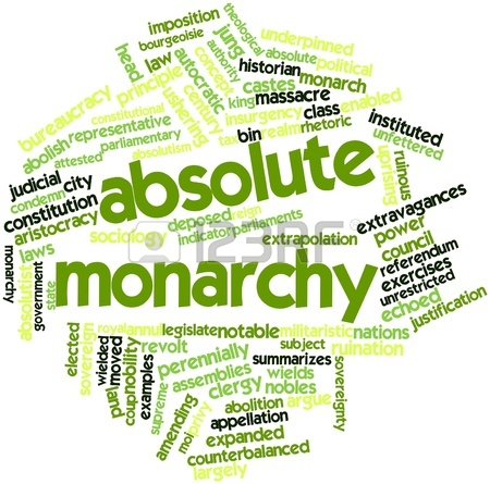 Absolute Monarchy Thinglink