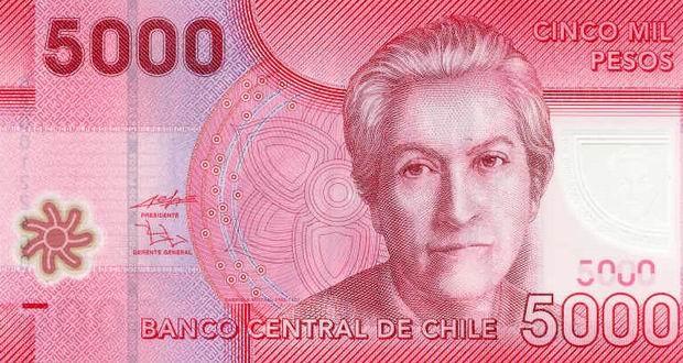 5000 Pesos Is 376 Us Dollars